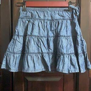The Children's Place Bottoms - Girls Denim Skirt